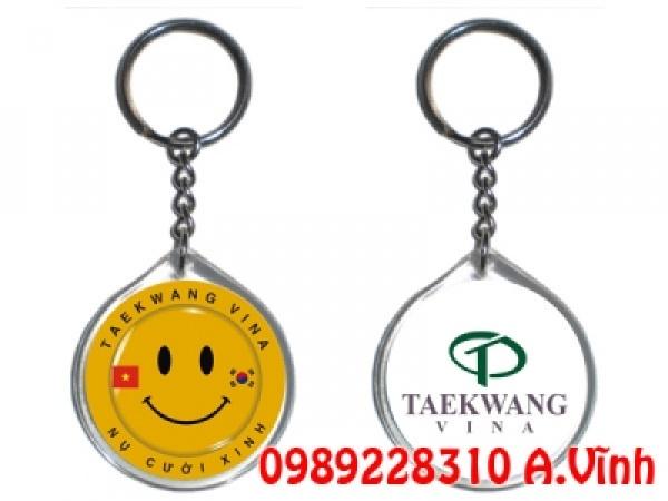 Móc Khóa kd taekwang